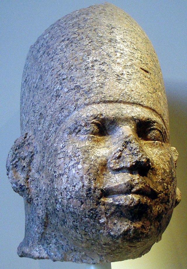 Huni (IIIª Dinastia) 640px-Huni-StatueHead_BrooklynMuseum