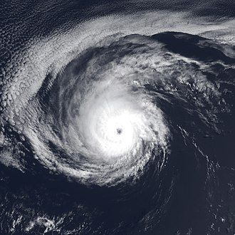 1997 Pacific hurricane season - Image: Hurricane Felicia Jul 19 1997 1830Z