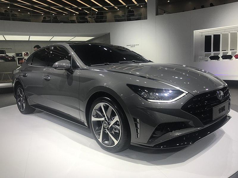 2020 - [Hyundai] Sonata VIII - Page 3 800px-Hyundai_Sonata_DN8_002