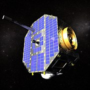 IBEX spacecraft