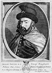II. Rákóczi György.