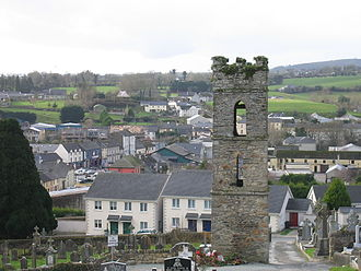Baltinglass - Baltinglass, from Church Hill