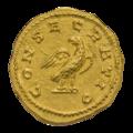 INC-1878-r Ауреус. Кар. Ок. 284 г. (реверс).png