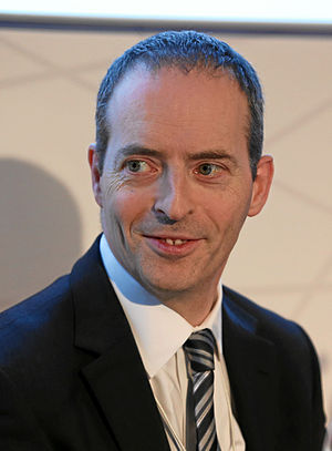 Ian Livingston, Baron Livingston of Parkhead - Livingston at the World Economic Forum Annual Meeting in Davos, 2013