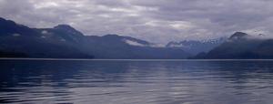 Chichagof Island - Idaho Inlet into Chichagof Island