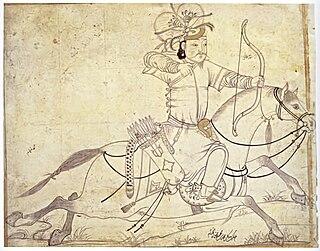 Arpa Keun Il-khan emperor