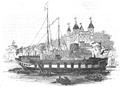 Illustrirte Zeitung (1843) 13 200 3 Die schwimmende Kirche.png