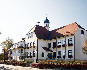 Johanniskirchen - Town hall
