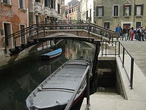 Pinacoteca Querini Stampalia - Pinacoteca querini stampalia (bridge at front).