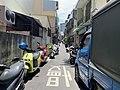In a street near Shueinan Market Taichung.jpg