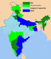 Indian states by congress.png
