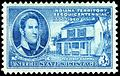Indiana Territory 3c 1950 issue.JPG