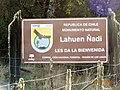 Indicación a la entrada del Parque.jpg