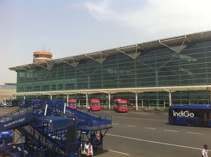 Indira Gandhi International Airport - Terminal 1D at Indira Gandhi International Airport