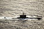 Indonesian submarine KRI Nanggala (402) underway in August 2015.JPG