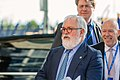 Informal meeting of environment ministers. Arrivals Miguel Arias Cañete (35912609505).jpg