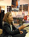 Ingrid Betancourt-Strasbourg-2010 (2).jpg