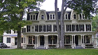 Cooperstown Historic District historic district in New York State, USA
