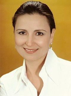 Inna Bohoslovska Ukrainian politician