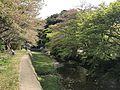 Inogawa River near Isuzubashi Bridge.jpg