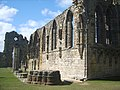 Inside the Whitby Abbey Ruins - panoramio (3).jpg
