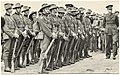 Inspection of the troops at Brighton Army Camp (c1950) (13704675445).jpg