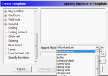 InteriCADT6 specify furniture of template.png
