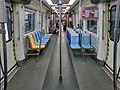 Interior of Line 11 train (Qingdao Metro).jpg