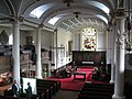 Interior of St Mary's church, Bermondsey - geograph.org.uk - 1314612.jpg