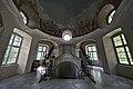 Interior of the tomb in Książ Castle.jpg