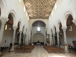 Otranto Cathedral - Interior