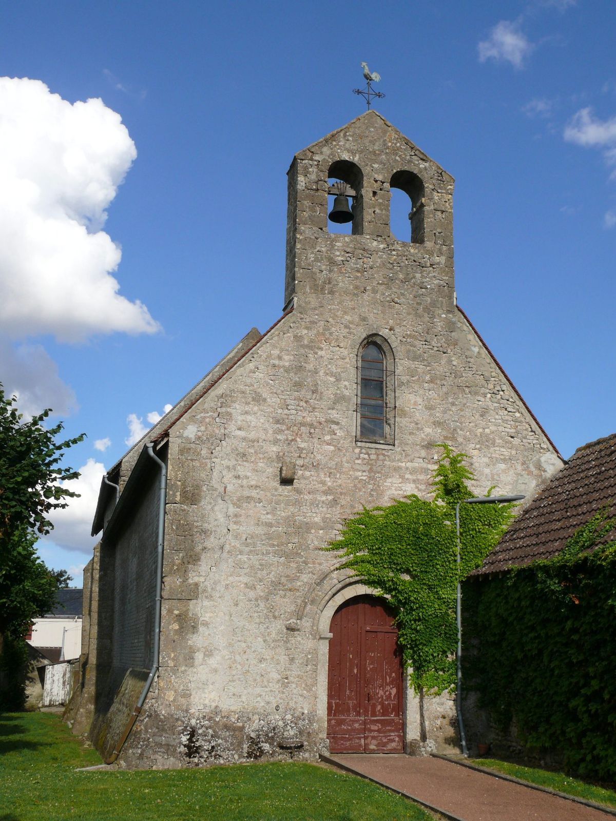 Glise saint pierre d 39 intville la gu tard wikidata for Association maison eymard