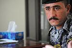 Iraqi National Police Officer meeting in Baghdad, Iraq DVIDS164286.jpg