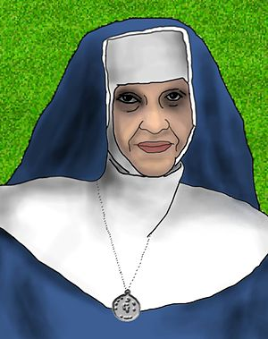 Irmã Dulce Pontes - Drawing of Blessed Pontes