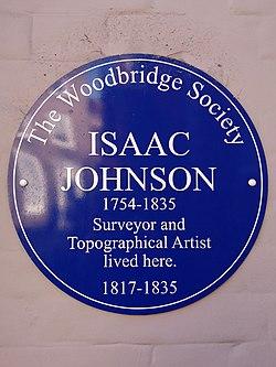Isaac johnson (woodbridge society)