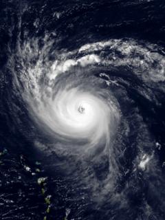 Hurricane Isabel Category 5 Atlantic hurricane in 2003
