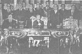 Isabel Perón anuncia la muerte de Perón.png
