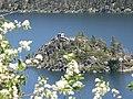 Island in Emerald Bay - panoramio.jpg