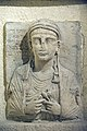 Istanbul Archaeological Museum Palmyrene funerary relief 1175.jpg