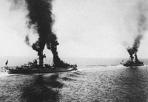 Italian battleships Andrea Doria and Caio Duilio.jpg