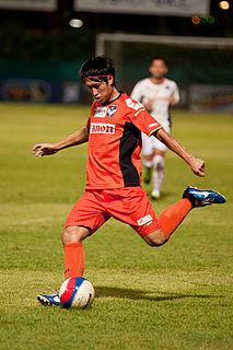 Itsuki Yamada Japanese footballer