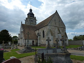 Iville Commune in Normandy, France