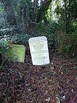 Ivor Francis Godwin-Monck grave St Pancras and Islington Cemetery.JPG
