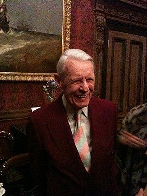Ivor Forbes Guest - Ivor Guest, 16 April 2010