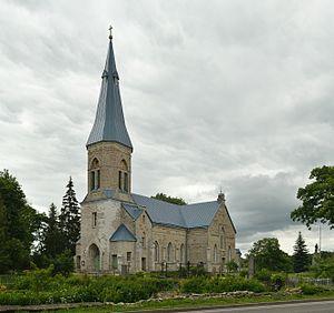 Rae Parish - Jüri church