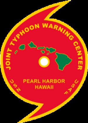 Joint Typhoon Warning Center - Image: JTWC logo