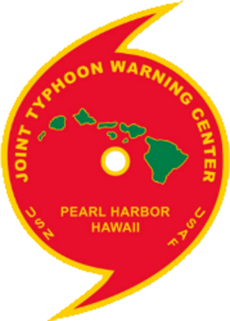 Joint Typhoon Warning Center - Image: JTWC logo