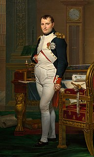 Napoleon Emperor of the French