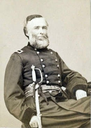 James A. Ekin - Bvt Brig. Gen. James Adams Ekin c. 1865