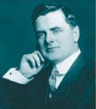 James McKinley (politician) - Image: James H. Mc Kinley